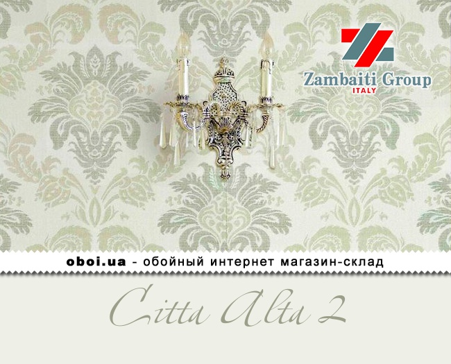 Обои Zambaiti Group (D&C) Citta Alta 2