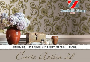 Шпалери Zambaiti Group (D&C) Corte Antica 28