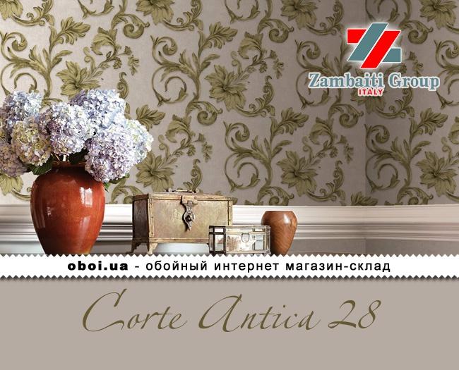 Обои Zambaiti Group (D&C) Corte Antica 28