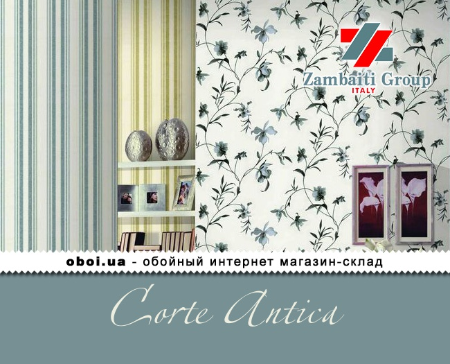 Обои Zambaiti Group (D&C) Corte Antica