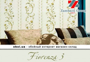 Шпалери Zambaiti Group (D&C) Fiorenza 3