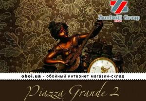 Обои Zambaiti Group (D&C) Piazza Grande 2