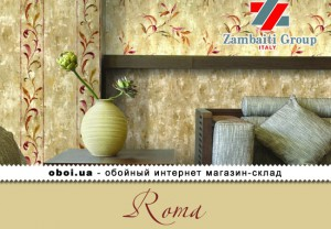 Шпалери Zambaiti Group (D&C) Roma