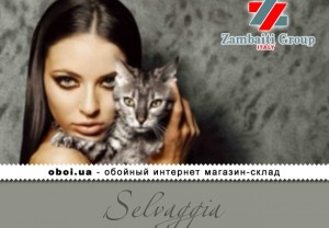 Шпалери Zambaiti Group (D&C) Selvaggia