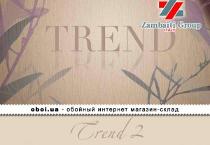 Шпалери Zambaiti Group (D&C) Trend 2