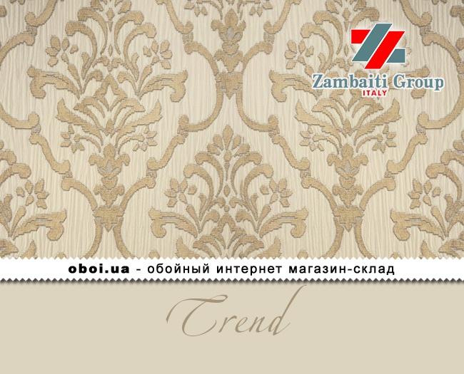 Виниловые обои на бумажной основе Zambaiti Group (D&C) Trend
