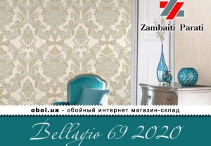 Обои Zambaiti Parati Bellagio 69 2020