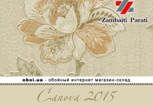 Обои Zambaiti Parati Canova 2015