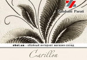 Обои Zambaiti Parati Carillon