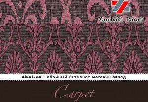 Обои Zambaiti Parati Carpet