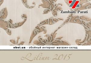 Обои Zambaiti Parati Lilium 2015