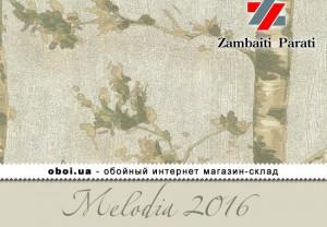 Обои Zambaiti Parati Melodia 2016