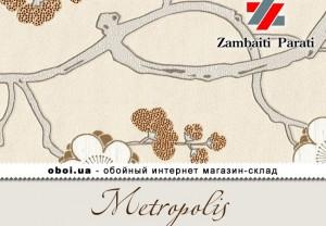 Обои Zambaiti Parati Metropolis