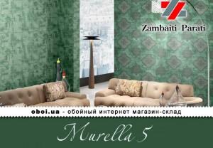 Обои Zambaiti Parati Murella 5