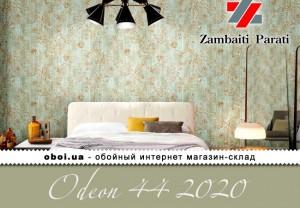 Обои Zambaiti Parati Odeon 44 2020