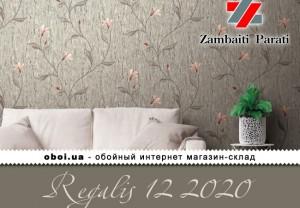 Обои Zambaiti Parati Regalis 12 2020