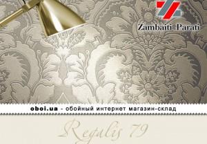 Обои Zambaiti Parati Regalis 79