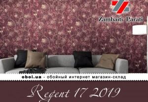 Обои Zambaiti Parati Regent 17 2019