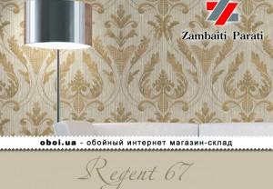 Обои Zambaiti Parati Regent 67