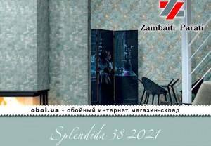 Обои Zambaiti Parati Splendida 38 2021