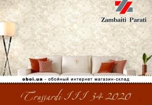 Обои Zambaiti Parati Trussardi III 34 2020